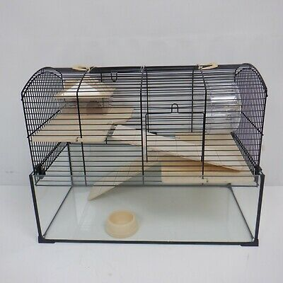 Little Friends Mayfair Gerbilarium Cage with Accessories        **SLIGHT FAULT**