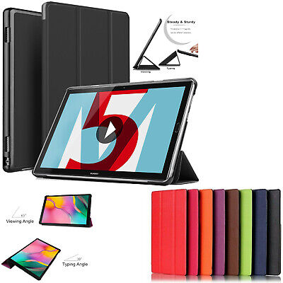 """For Samsung Galaxy Tab A 10.1"""" T510/515 2019 Smart Case Magnetic Leather Cover"""