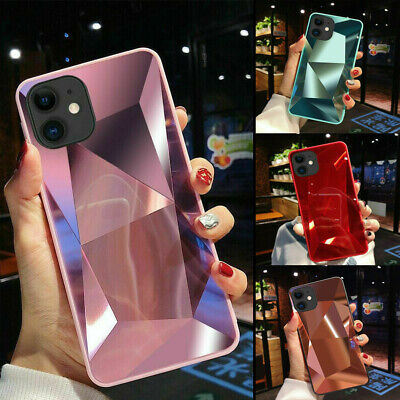 3D Geometric BLING Apple iPhone 11 Pro Max Case Silicone Protective  Phone Cover