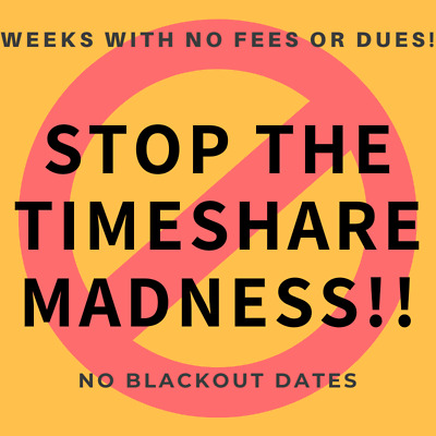 ✅ WEEKS with NO DUES/FEES Stop Timeshare Condo Points Taxes Annual Dues Madness!