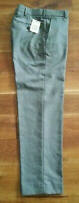 """M&S Marks & Spencer Mens Boys trousers light grey size W28"""" L29"""" = 28S"""