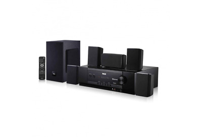 RCA Bluetooth Surround Sound Home Theater System 1000W RT2781BE ~Tested