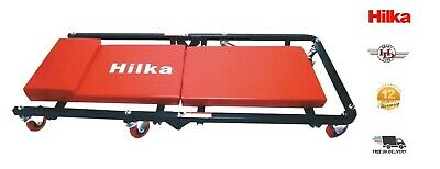 Hilka Foldaway Car Padded Creeper for Working Under and Around Vehicles