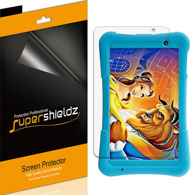 3X SuperShieldz Clear Screen Protector Saver for Dragon Touch Y80 8 inch Kids