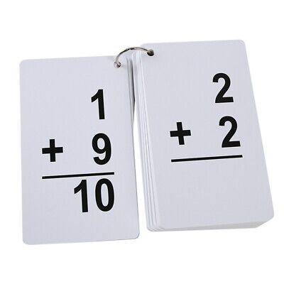 Division Divide Tables Flash Cards Maths Multiplication Educational Resource WS