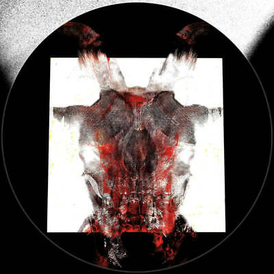 """Slipknot - Unsainted - 7"""" Picture Disc - Record Store Day Black Friday 2019 Mint"""