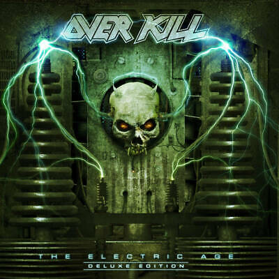 Overkill - The Electric Age - 2Xlp Deluxe Edition - Rsd Black Friday 2019 - Mint