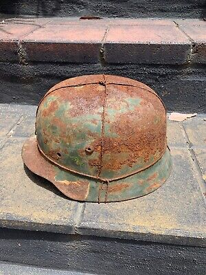 WW2 German Helmet'