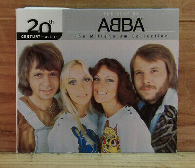 ABBA - The Best Of ABBA 20th Century Masters The Millennium Collection 2000 CD