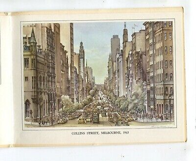 Victorian Government Christmas Card signed Jill Bolte