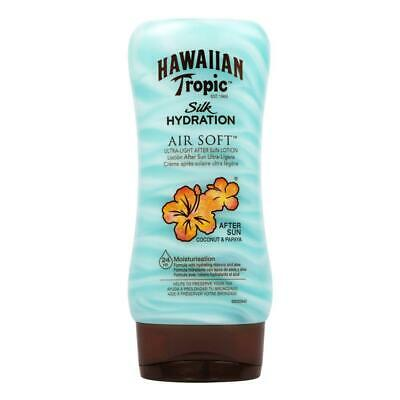 Après-soleil Hawaiian Tropic Silk Hydration Air Soft (180ml)