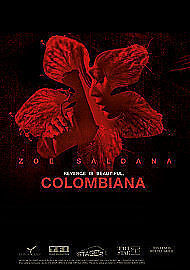 Colombiana (DVD)***AS NEW*** CONDITION, BRILLIANT REVENGE THRILLER ! EPIC!!!