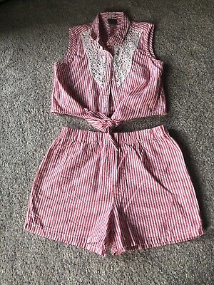 Used NEXT Girls Outfit Age 5