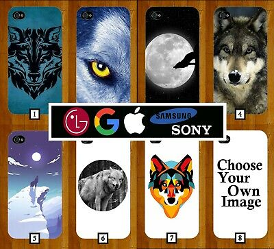 Wolves Phone Case Cover Wolf Fox Animal Wolfs Face Animal Animals Childrens 517