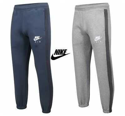 Nike Mens Joggers Sweatpants Air Fleece Tracksuit Bottoms Trousers Cotton Size