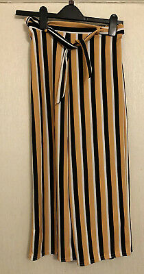 New Look 915 Stripe Girls Trousers Size 12-13 Years