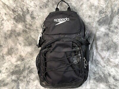 """Spedo The One Swimmer Backpack Removable Dirtbag Water Sports Equipment Bag 17/"""""""