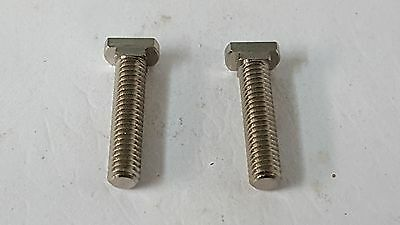 2 Shimano Part#/'s TGT 0618 Rod Clamp Bolts Fits TOR-16 12II TYR-8 TYR-12 8II