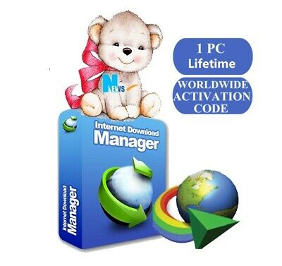 Internet Download Manager - Genuine Lifetime License