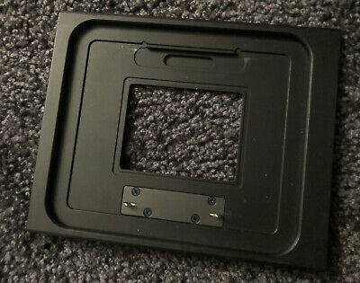 "4x5"" Graflok to Mamiya Phase One Digital Back Adapter Plate"