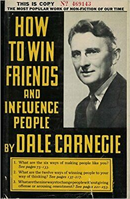 How to win friends and influence people 1981 [P.D.F]