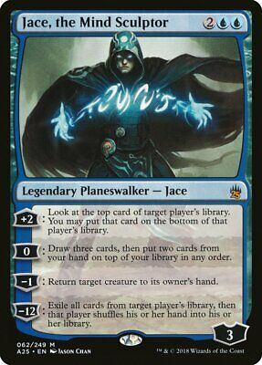 Jace the Mind Sculptor - Eternal Masters (LP) Magic the Gathering MTG