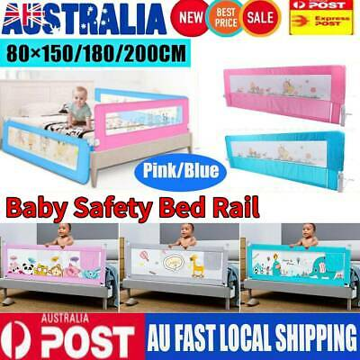 150cm 200cm 2m Safety Bed Rail/BedRail Cot Guard Protection Child Toddler Kids