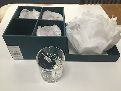 Marquis by Waterford 165118 Markham Double Old Fashioned Glasses (4 Pack)