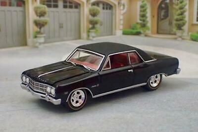 1965 65 Chevrolet Chevelle Malibu SS V-8 Super Sport 1/64 Scale Limited Edit W