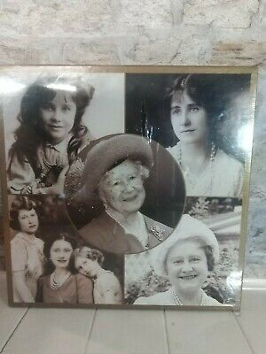 The Queen Mother 1000 Piece Jigsaw A Century in Photographs Royal puzzle