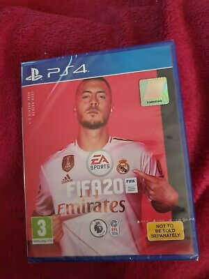 FIFA 20 (PS4) Game | BRAND NEW SEALED | FAST POSTAGE