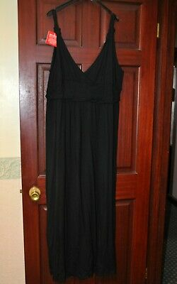 Ladies Dress , black, size 20