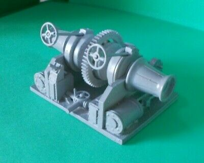CMBP010 Model Boat Fittings Anchor Winch