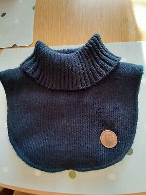 H&M Kids Boys Scarf/Snood Polo-neck collar in a soft rib knit with fleece lining