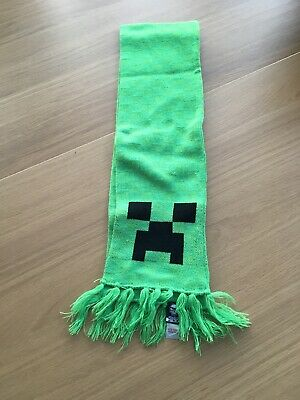 Minecraft Creeper JINX Scarf