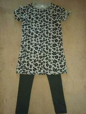 Girls Next Tunic and Leggings Set 9