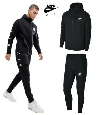 Nike Mens Hoodies Sweatpants Joggers Air Fleece Full Tracksuit Bottoms Hoody