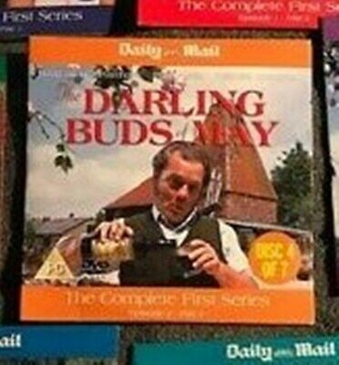 THE DARLING BUDS OF MAY Episode 2 Part 2 Promo DVD. Daily MaiL DAVID JASON DRAMA