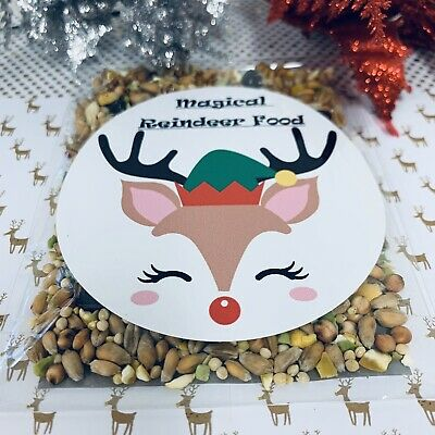 Magical REINDEER FOOD Wildlife Friendly Christmas eve box Filler