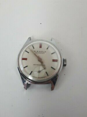 Kienzle Mechanical Watch For Repair Or Parts