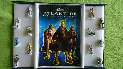 Disney Atlantis Feves Porzellan Figuren porcelain figure