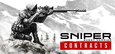 Sniper Ghost Warrior Contracts  PC Cd Key Steam or gog Global (verified- fast)