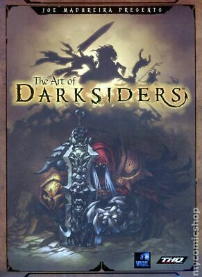 The Art of Darksiders (2010, Udon) 1st Print