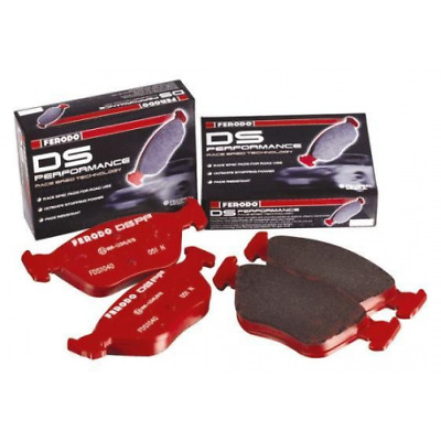 Plaquettes Ferodo DS Performance VW Polo IV 1.8 GTI Cup edition