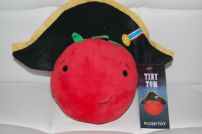 Tiny Tom Tomato Official Aldi 2019 Soft Plush Toy Kevin The Carrot Family🥕 New