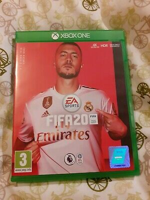 FIFA 20 (Xbox One) Game ** Very light use **