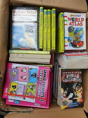 100 Assorted Children's Books Santas Grotto Gift Toy Car Boot Lucky Dip Resale