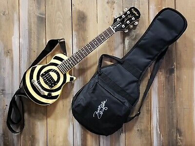 Epiphone Zakk-Wylde-Les-Paul-PeeWee Children's Electric Guitar Punk Rock & Roll