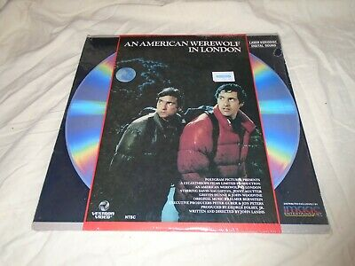 An American Werewolf In London Laserdisc
