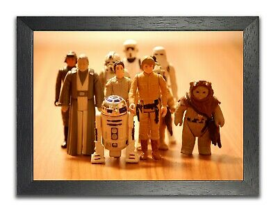 Star Wars Figures Epic Space Opera Film Poster Characters Photo Sky Picture